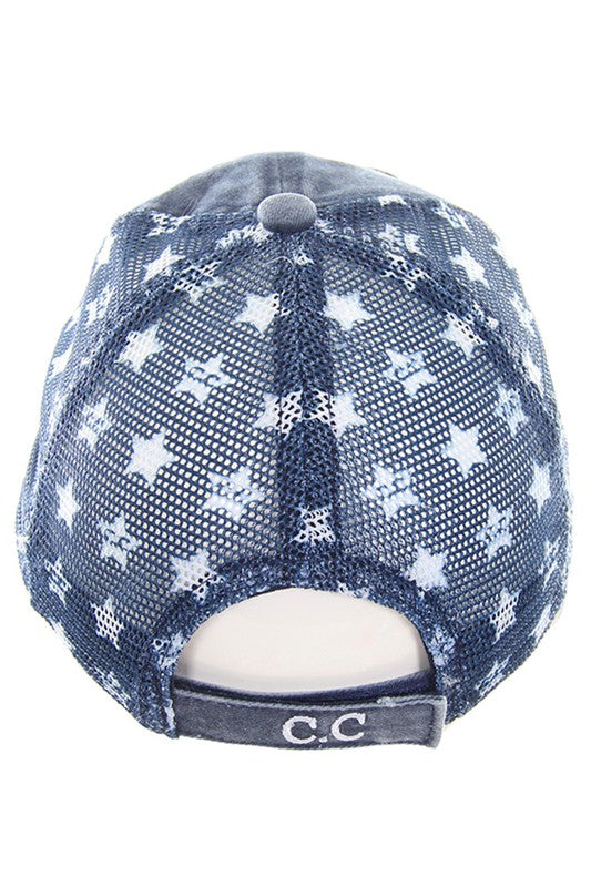 CC USA Flag Hat