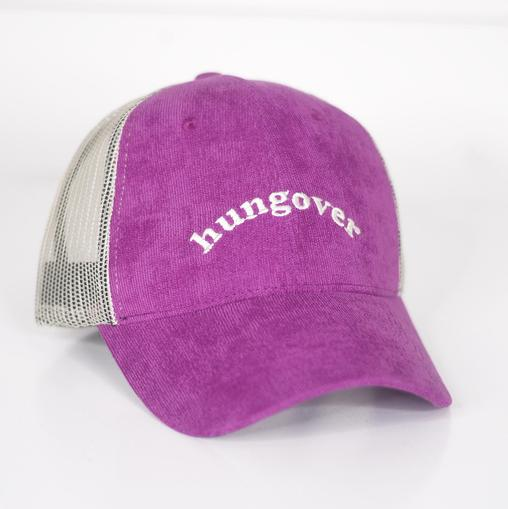 Snarky Hats - Corduroy front