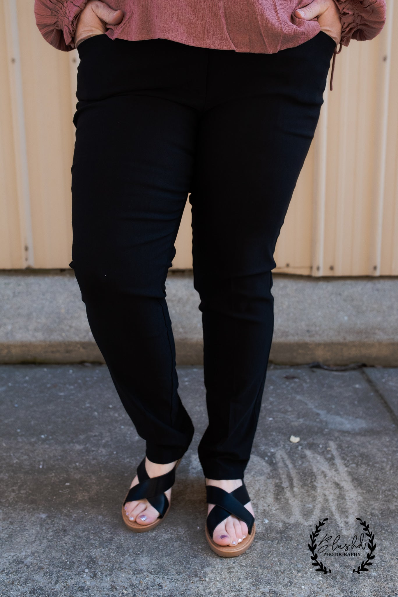Not Your Average Dress Pant - Skinny