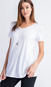 Basic V-Neck Top