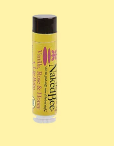 Vanilla Rose & Honey Lip Balm
