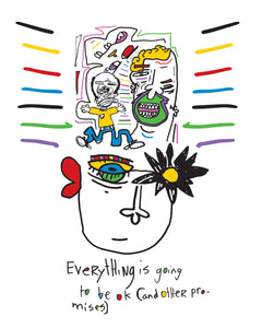 Everything is going to be Ok Poster