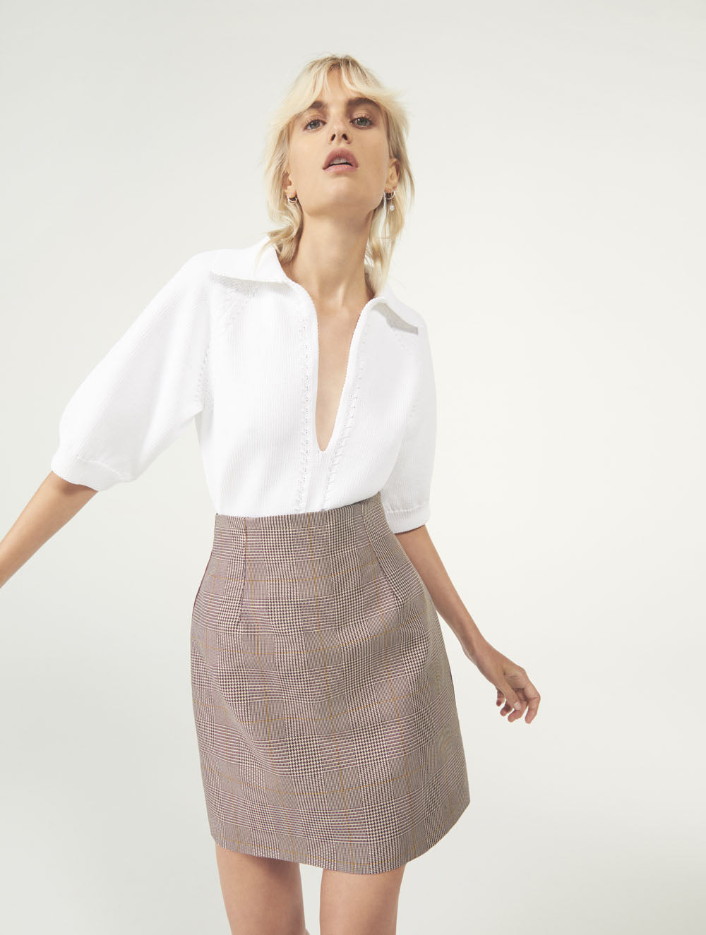 Women Fashion Lookbook Resort 2020 Collection Aknvas Look 9