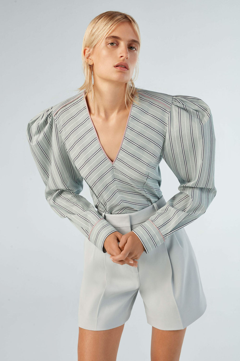 Women Fashion Lookbook Spring 2020 Collection Aknvas Look 6