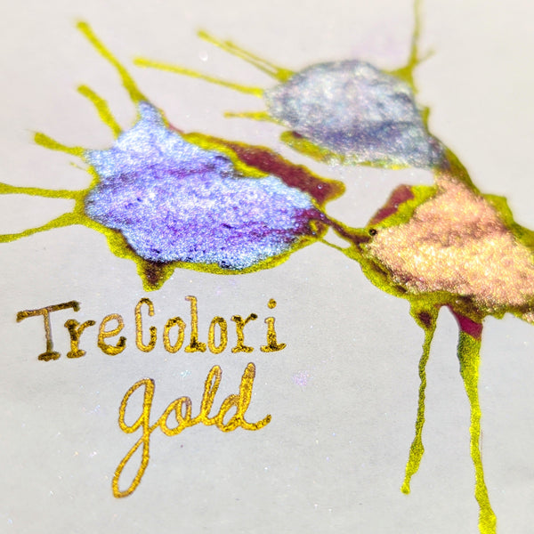 TreColori Custom-Gold Sheen