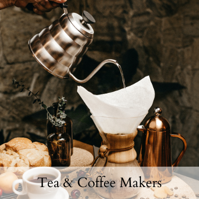 Teapots & Coffee Makers