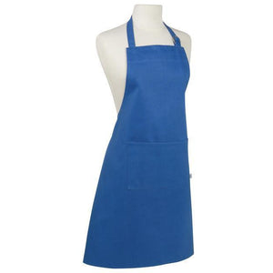 Danica Apron Royal Blue