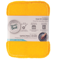 World's Best Scrubber Sponge