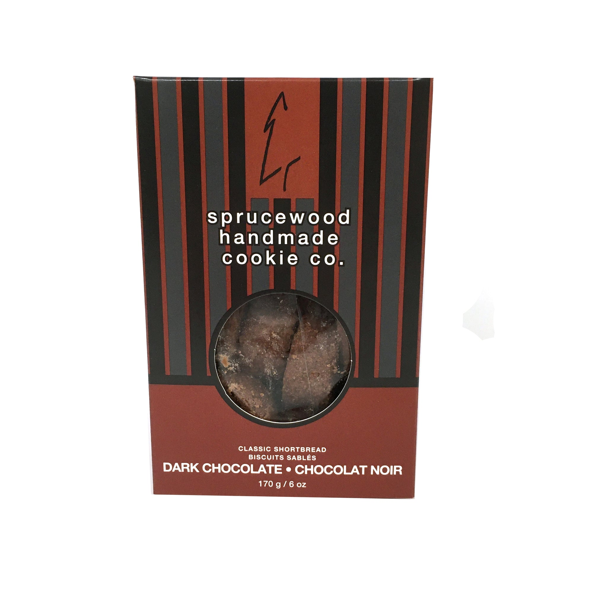 Sprucewood Shortbread Dark Chocolate