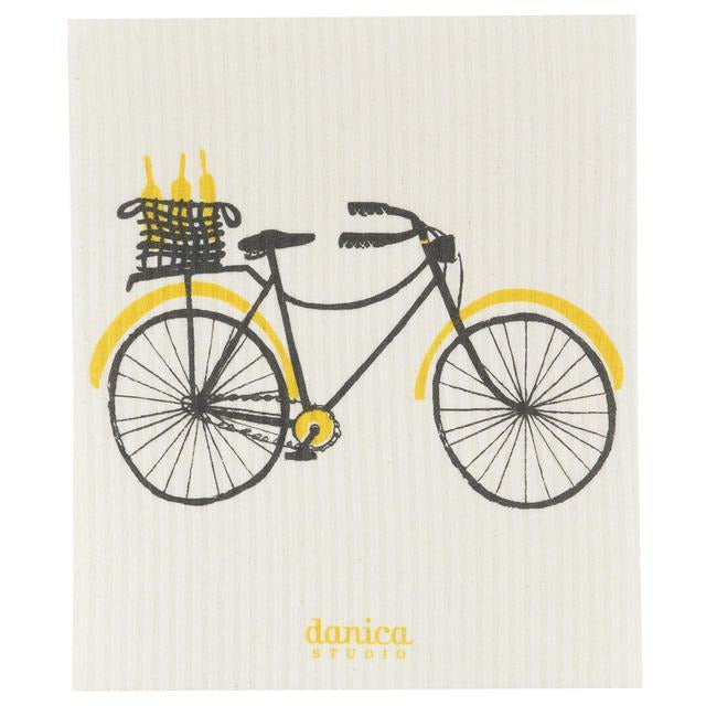 Swedish Dishcloth Bicycle