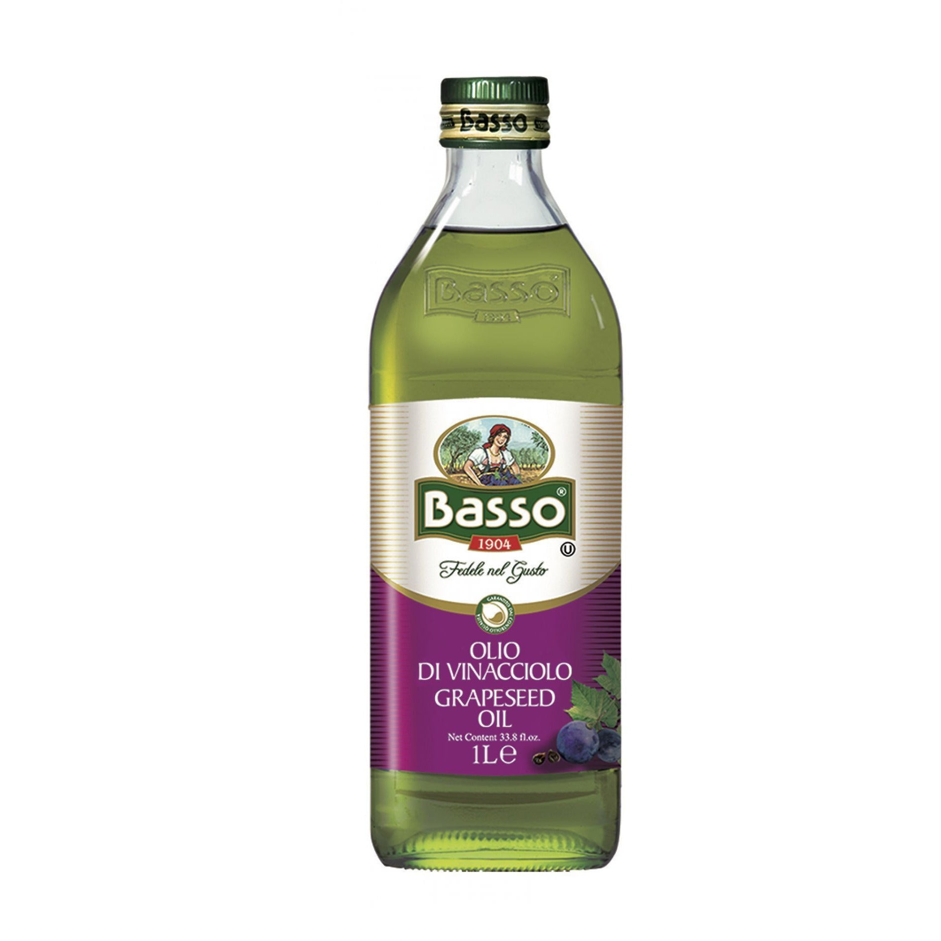 Basso Grapeseed Oil
