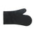 Kitchen Basics Oven Mitt Silicone Black