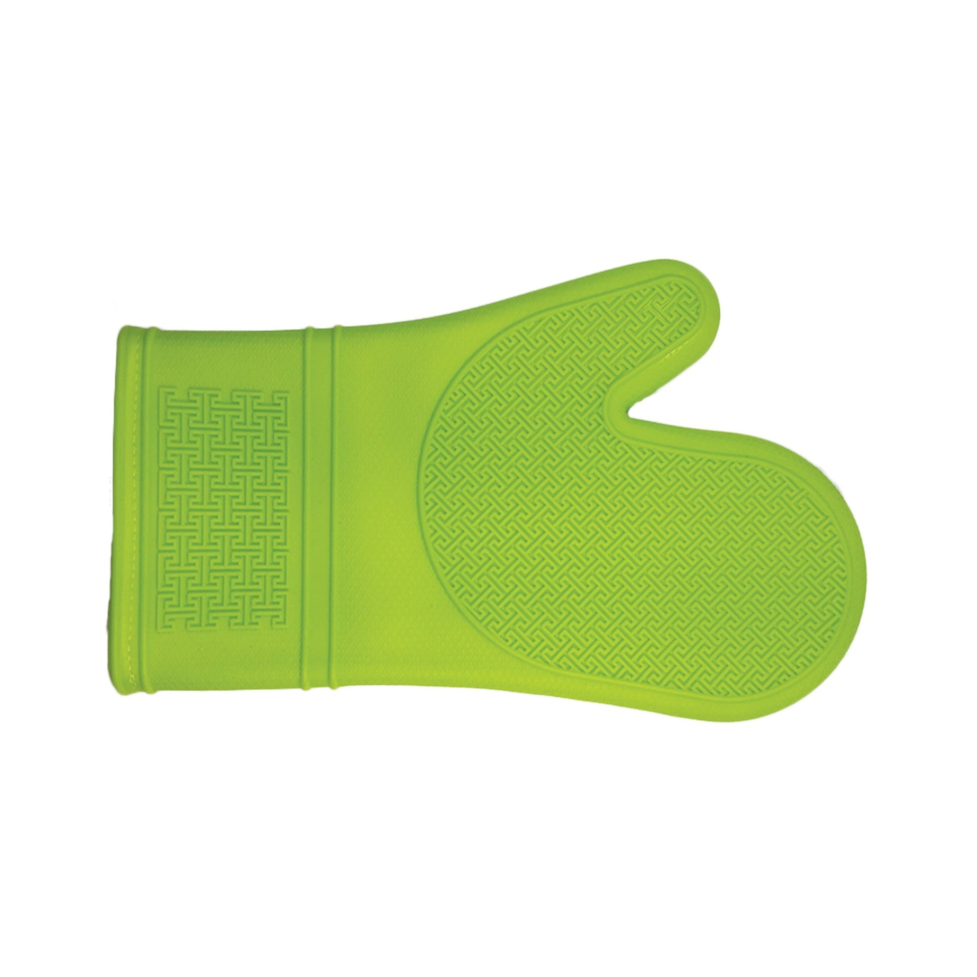 Kitchen Basics Oven Mitt Silicone Lime