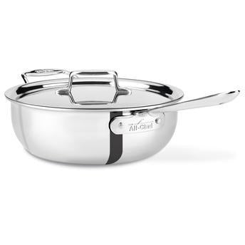 All-Clad Essential Pan 4Qt with Lid