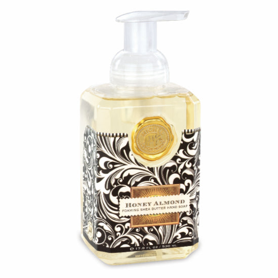 Michel Design Works Foamer Soap Honey Almond