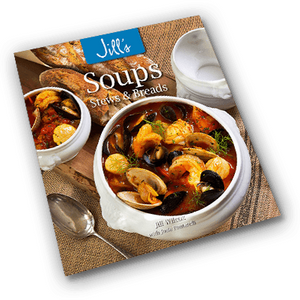 Jill's Soups Stews & Breads Cookbook
