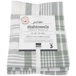 Danica Teatowel (Set of 3) London Grey