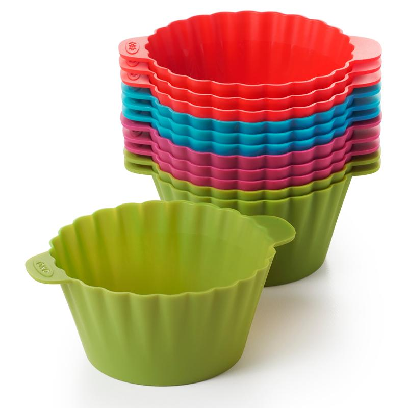 OXO Baking Cups Silicone (12pk)