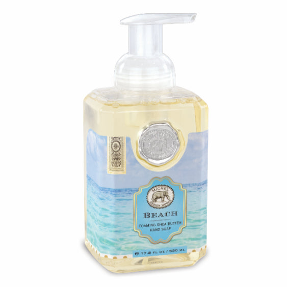 Michel Design Works Foamer Soap Beach