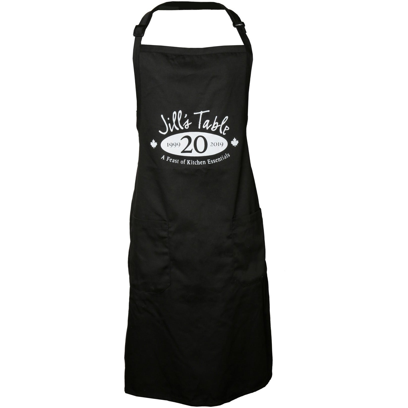 Jill's Table 20th Anniversary Apron