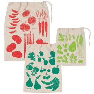 Now Designs Produce Bags (Set of 3)