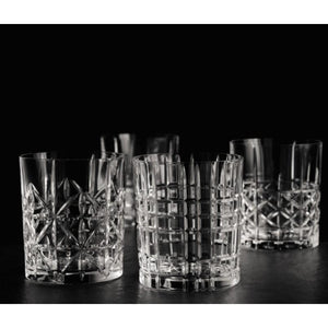 Nachtmann 4pc Whiskey Tumbler Set