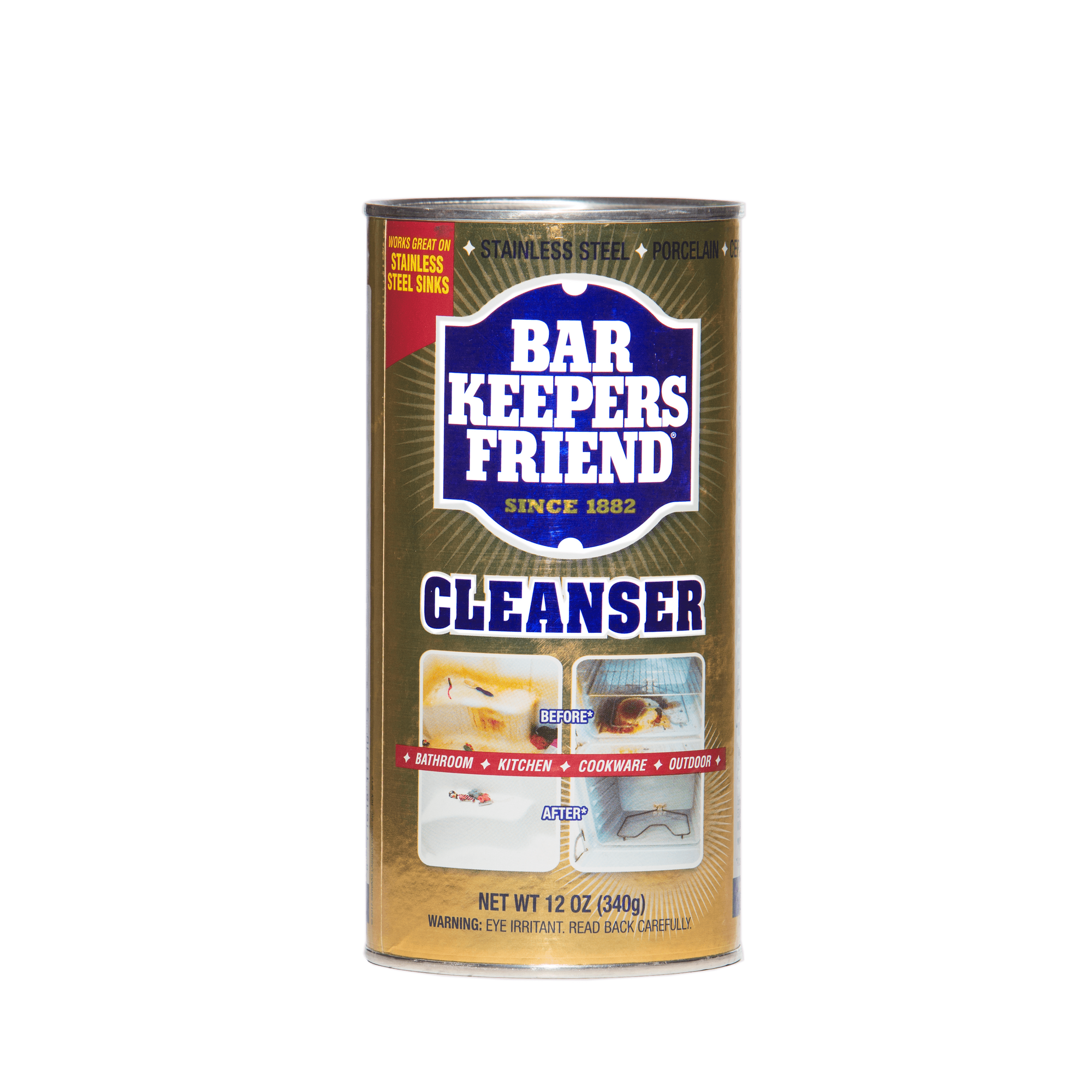 Bar Keepers Friend Cleanser/Polisher