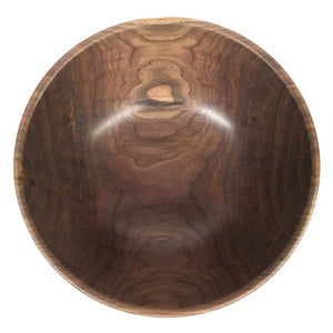 Sbrocca Salad Bowl #18 Walnut