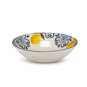 Abbott Large Deep Bowl Lemon