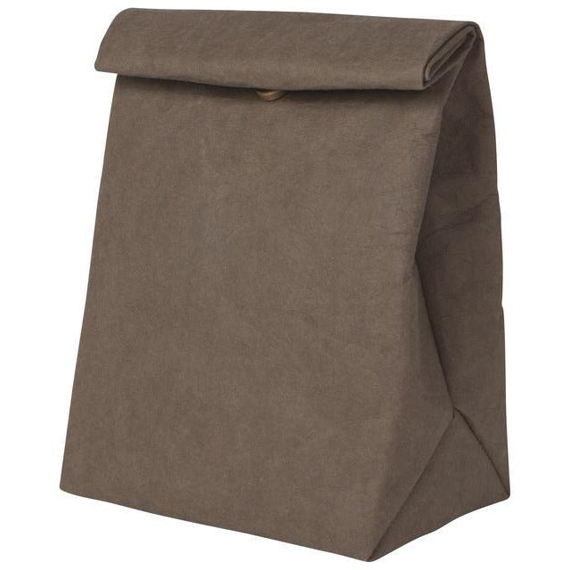 Danica Paper Lunch Bag Olive