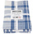 Danica Tea Towel (Set of 3) Royal