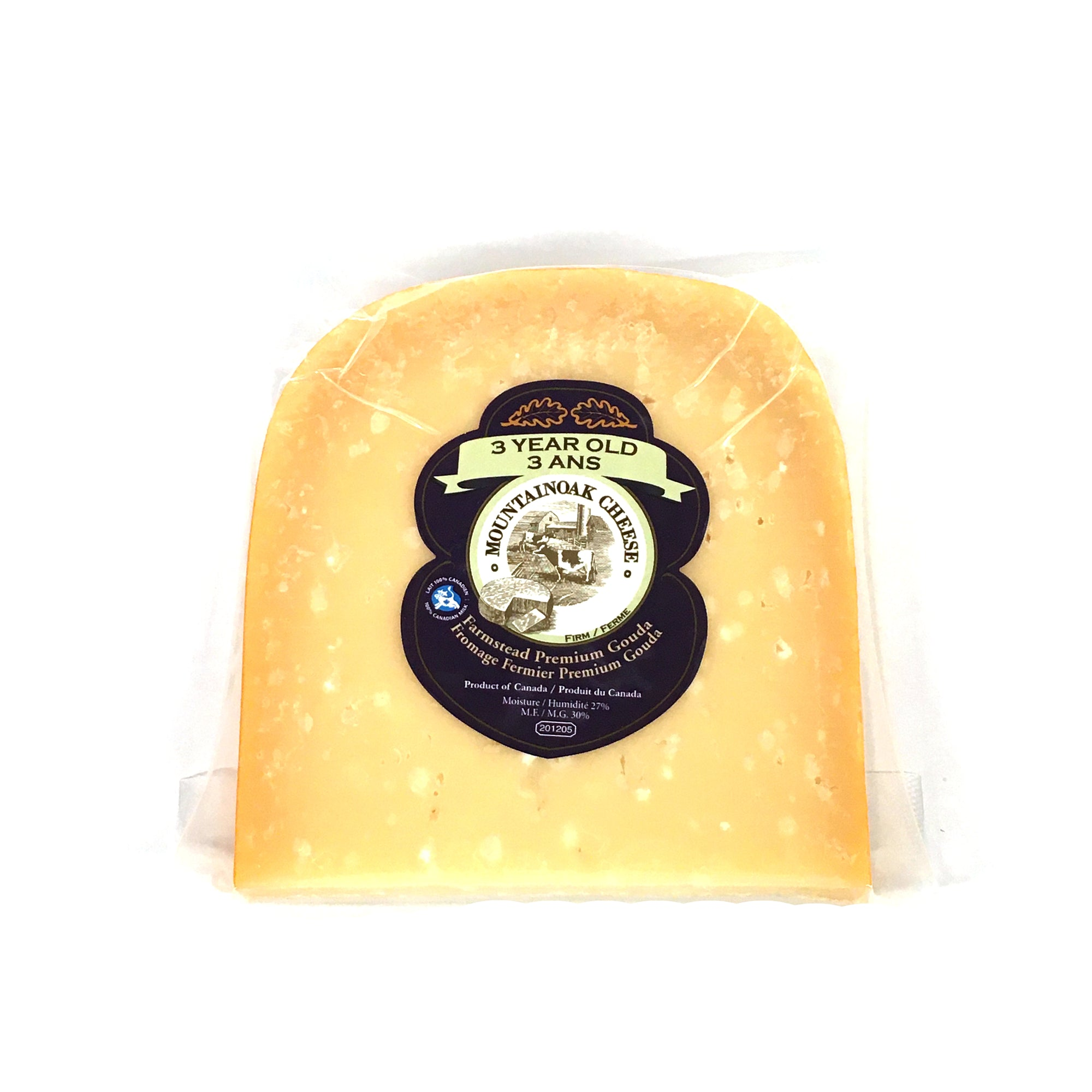 Mountain Oak Cheese Gouda 3 Year Old
