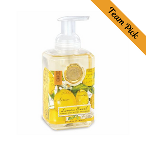 Michel Design Works Foamer Soap Lemon Basil