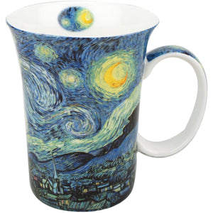 McIntosh Mug Set Van Gogh Set of 4