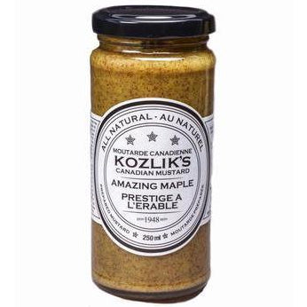 Kozlik's Mustard Amazing Maple