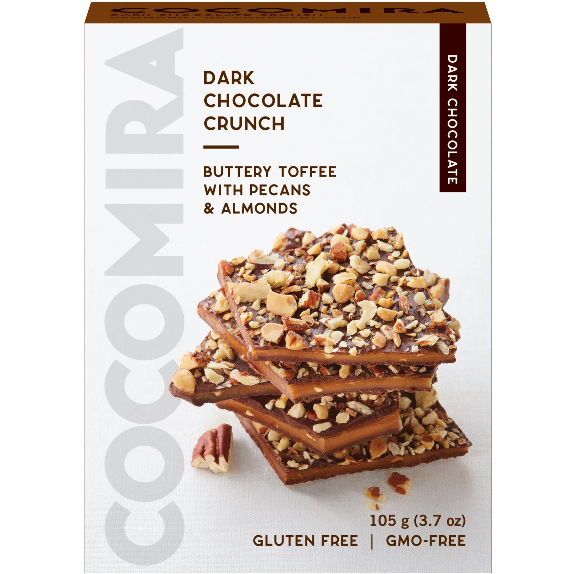 Coco Mira Dark Chocolate Crunch