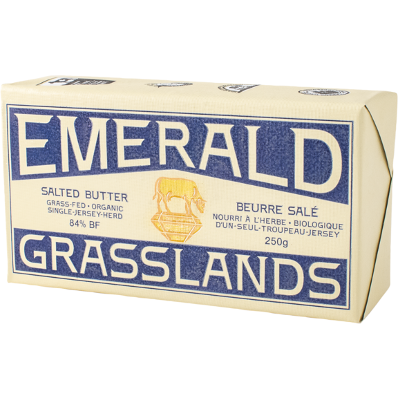 Emerald Grasslands Butter Salted