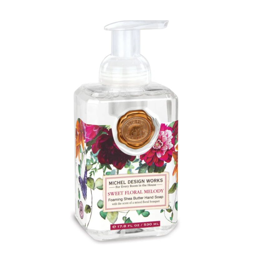 Michel Design Works Foamer Soap Sweet Floral Melody