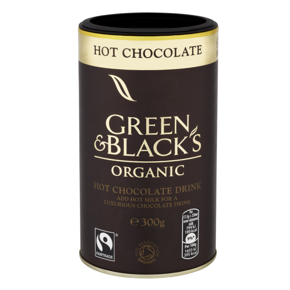 Green & Black's Hot Chocolate 300g