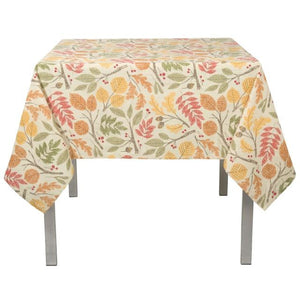 "Danica Tablecloth 60x60"" Oakwood"