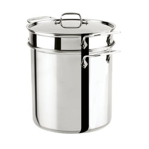 All-Clad Multi Cooker Stainless Steel 12 Qt
