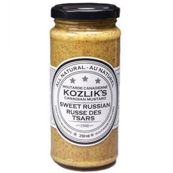 Kozlik's Mustard Honey/Sweet Russian