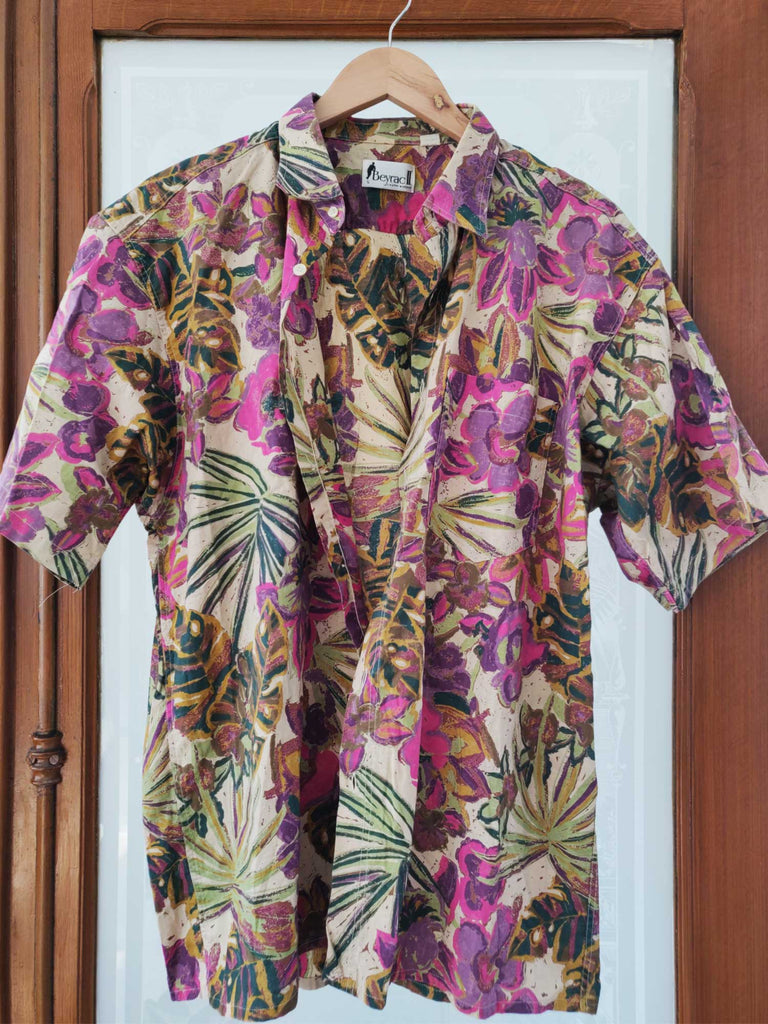 Chemise tropicale