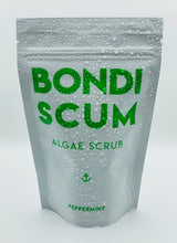 Load image into Gallery viewer, Bondi Scum Algae Body scrub - PEPPERMINT