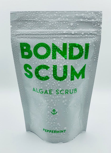 Bondi Scum Algae Body scrub - PEPPERMINT