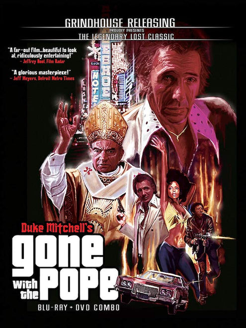 GONE WITH THE POPE (1976/2010)