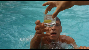 Frank Perry's THE SWIMMER on blu-ray starring Burt Lancaster