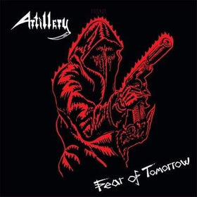 ARTILLERY: Fear of Tomorrow 2LP (blue marbled vinyl)