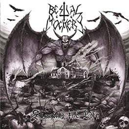BESTIAL MOCKERY: Slaying the Life LP