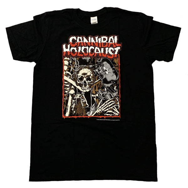 CANNIBAL HOLOCAUST T-Shirt: Skeletal Remains